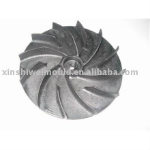 fan mould making